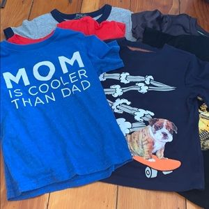 Lot of 6 tshirts 3T size